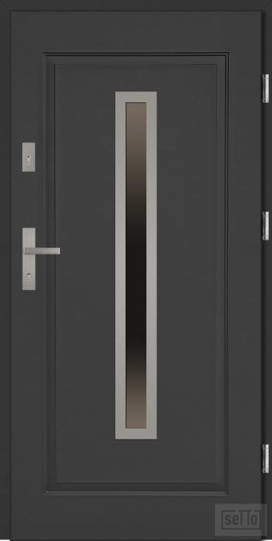 Drzwi wejściowe 100